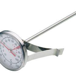 KitchenCraft mælkeskummer termometer