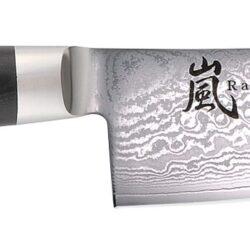 Yaxell ran santoku kniv 12,5 cm damascus stål